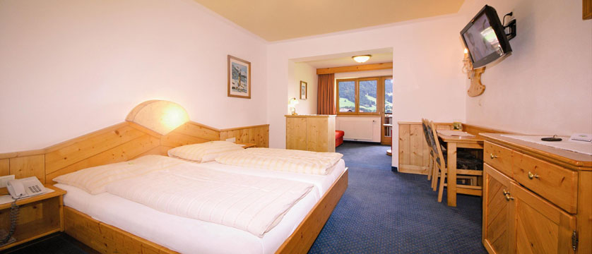 Hotel Tilerhof, Oberau, The Wildschönau Valley, Austria - Standard room.jpg
